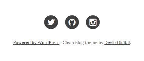 customizer-social-links