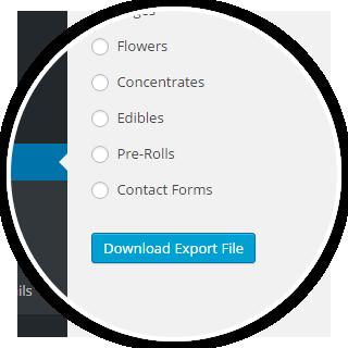 menu-export
