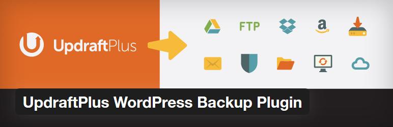 UpdraftPlus Backup plugin for WordPress